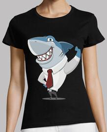 requin des affaires