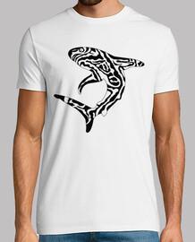 requin tribal 1 / requin / requins / tr