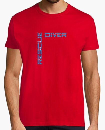 Camiseta Rescue Diver