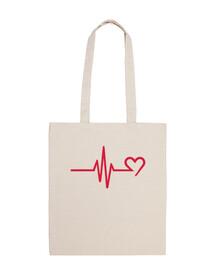 réseau à fréquence cardiaque