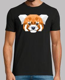 réseau de panda géométrique