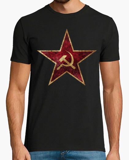 Tee-shirt réseau en étoile de cccp