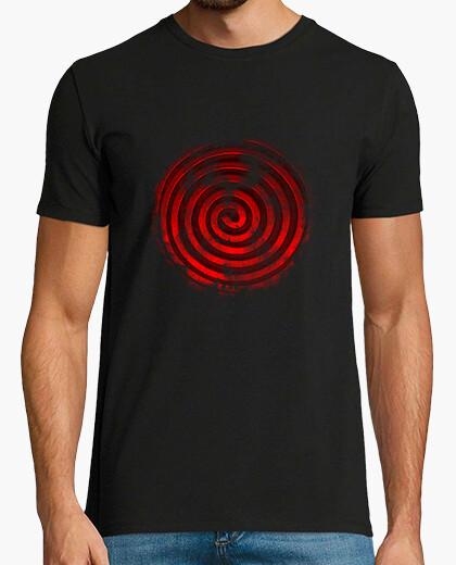 Tee-shirt réseau hypnotique