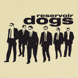 Camisetas Reservoir dogs