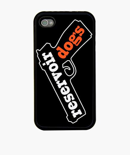 Funda iPhone Reservoir Dogs Gun - Funda de móvil