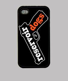 Reservoir Dogs Gun - Funda de móvil