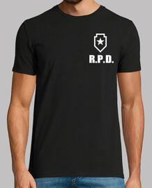 Resident Evil - Logos Delante y Detras R.P.D.