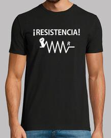 résistance - noir