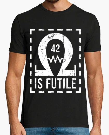 Camiseta Resistance is futile