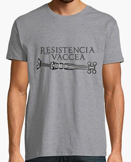 Camiseta Resistencia vaccea n.º 3, para fondo claro