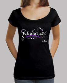 Resister. Feminista