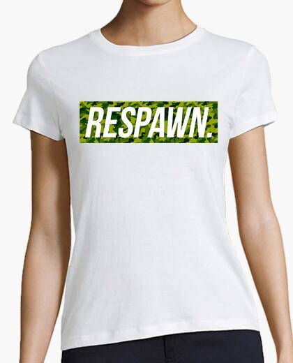 Tee-shirt respawn