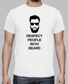respect people avec barbe