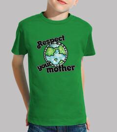 respeta a tu madre día de la tierra