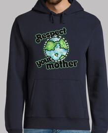 respetar su día de la madre tierra