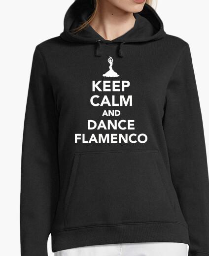 Sweat reste calme et danse flamenco