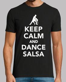 reste calme et danse la salsa