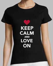 reste calme et love
