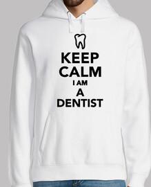 reste calme je suis dentiste