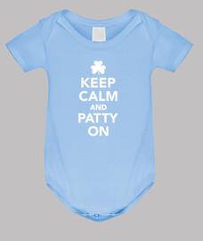 rester calme et patty