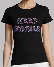 rester concentré