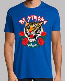 rester fort tigre