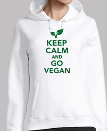 restez calme et devenez végétalien