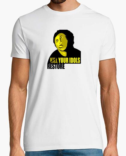 Camiseta Restore Your Idols