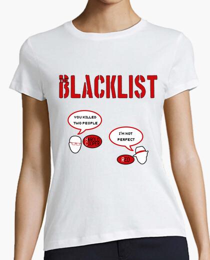 T-shirt rete non è perfetto