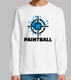 réticule splash paintball