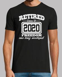 retired class of 2020 freedom long weeke
