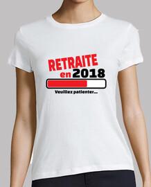 Retraite en 2018
