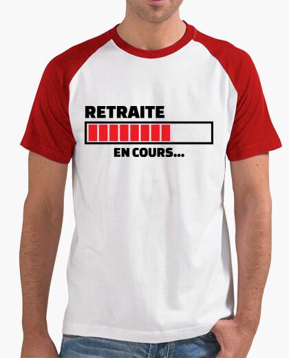 Tee-shirt Retraite en cours...