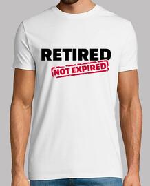 retraite pas expiré