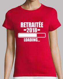 Retraitée 2018 Loading...