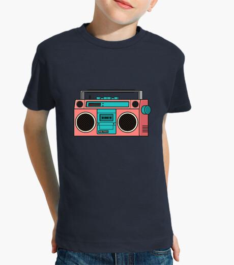 Ropa infantil RETRO-RADIO