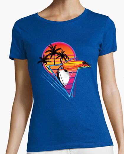 T-Shirt Retro-Tukan