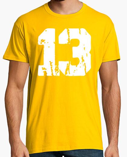Camiseta Retro 13