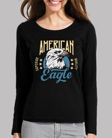 retro american eagle vintage usa t shirt