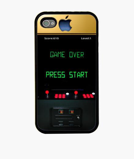 Funda iPhone Retro Arcade