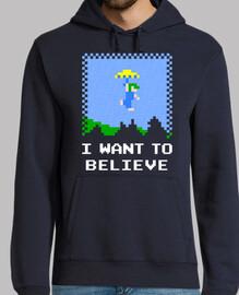 Retro believer