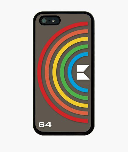 Funda iPhone Retro c64 i5