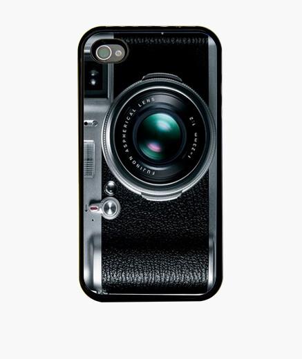 Funda iPhone Retro Camara