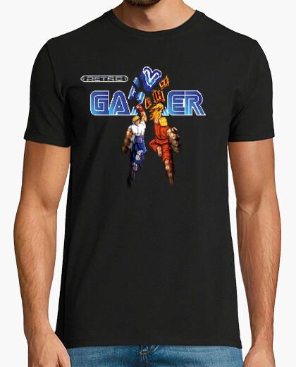Tee-shirt Rétro Gamer