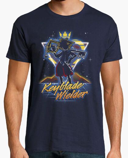 Camiseta Retro Keyblade Wielder