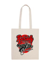 Retro Rockabilly Hotrod Rock and Roll USA Rock Music