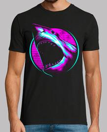 retro shark