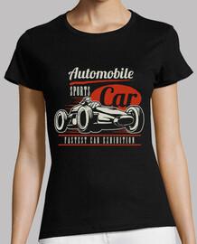 Retro Sports Car