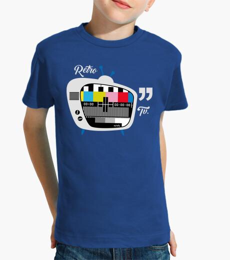 Ropa infantil Retro tv CNA