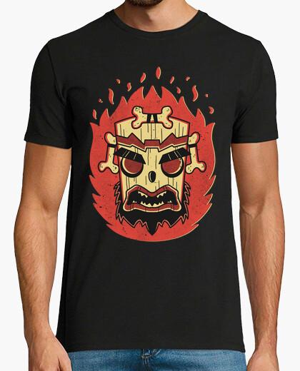Camiseta Retro Uka Mask